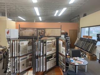 SR Clean Construction - showroom